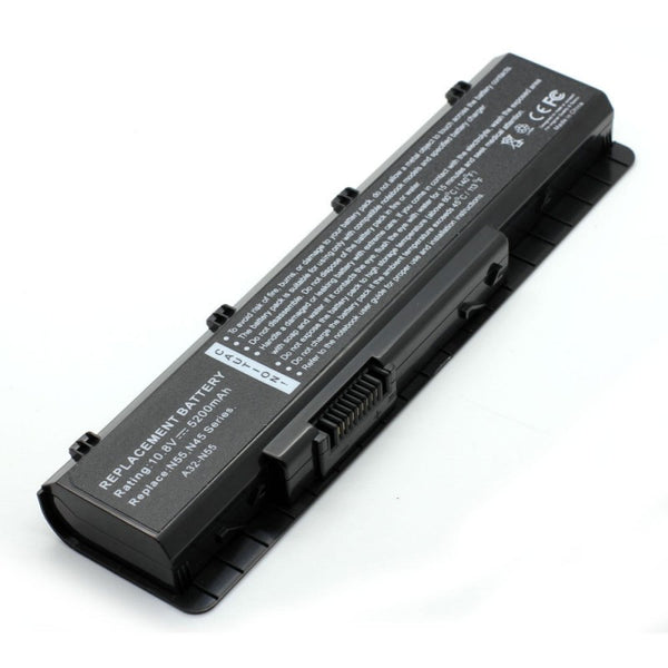 Replacement Battery A32-N55 for ASUS N55 N55E N55S N55SF N55SL N55SF-A1 5200mAh