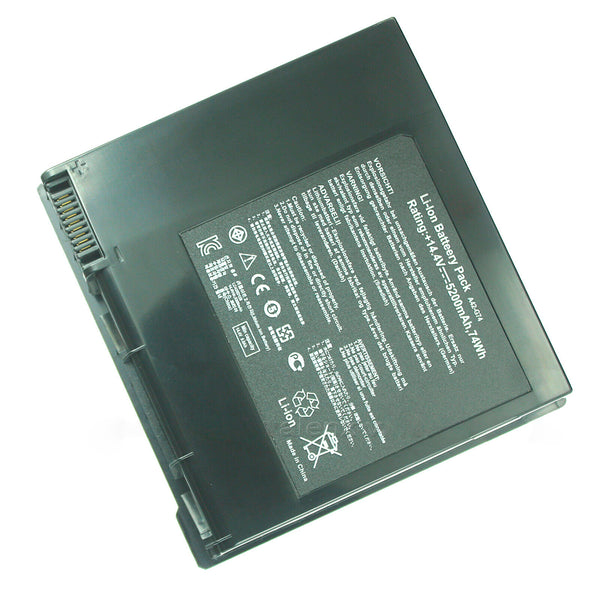Asus A42-G74 G74 G74SX G74SW Series 14.4V 5200mAh 74Wh Replacement Battery