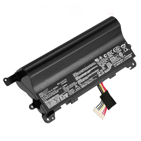 A42N1520 Battery For Asus ROG G752VS GFX72 GFX72V G752VY 15V 90Wh