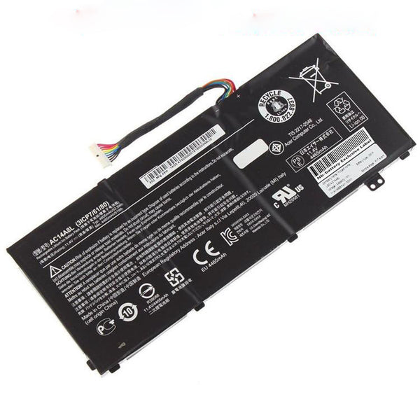 AC14A8L Replacement Battery for Acer V15 Nitro Aspire VN7-571 VN7-571G 52.5Wh