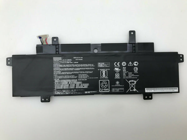 Asus B31N1346 C300 C300MA C300SA Chromebook 48Wh laptop battery