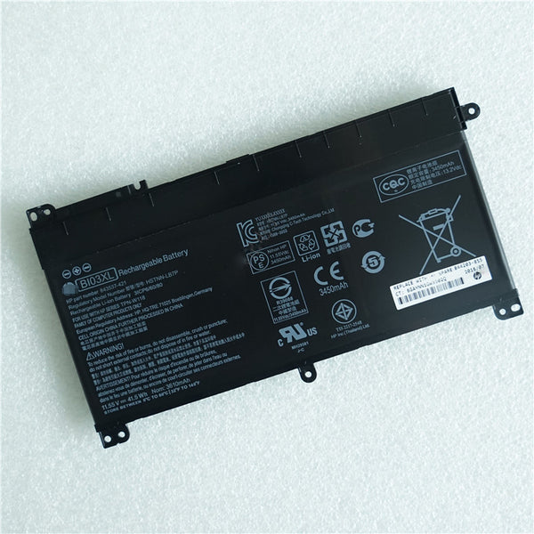 BI03XL HSTNN-UB6W Battery for HP Pavilion X360 13-u 13-u102ng Series