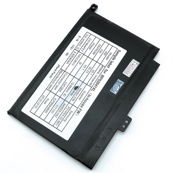 Hp pavilion notebook 15 15-au010wm bp02xl hstnn-ub7b 41wh battery