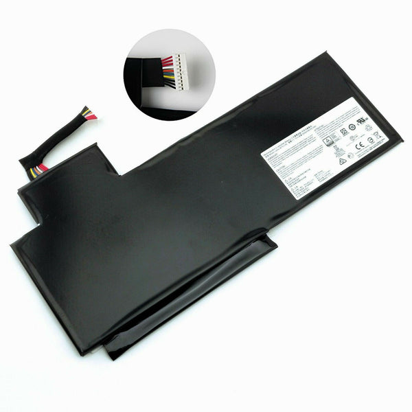 BTY-L76 Replacement MSI GS60 GS70 GS70 Series 5000mAh 55.5Wh Battery