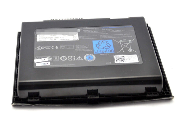 BTYAVG1 14.8V 96Wh Battery for Dell Alienware M18x R1 R2 Laptop