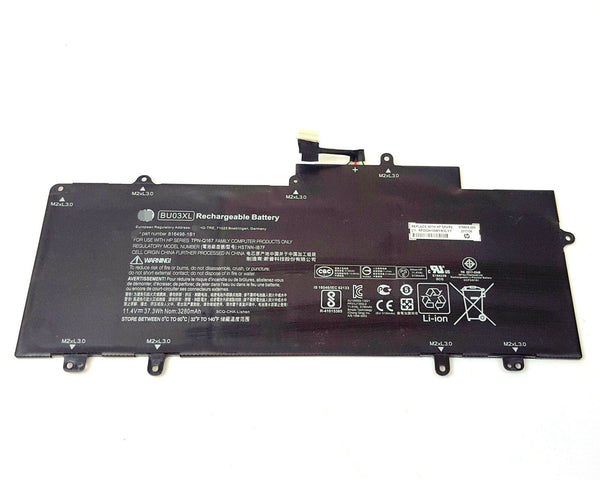 Hp Chromebook 14 G4 BU03XL HSTNN-IB7F 816498-1B1 37.3Wh Battery