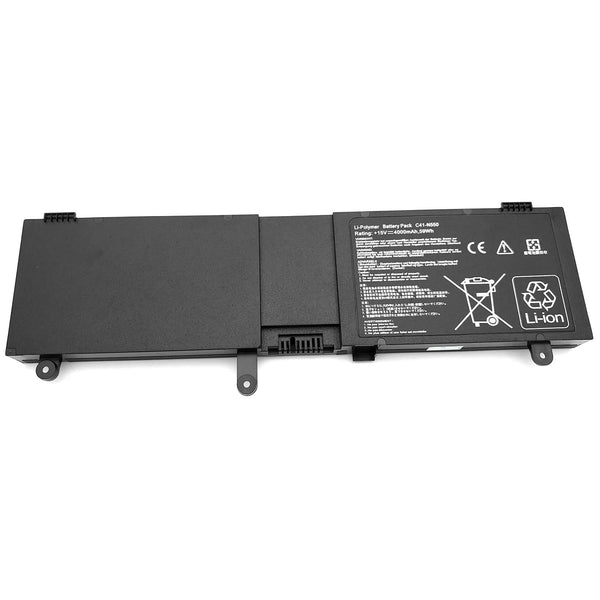 C41-N550 59Wh battery for Asus ROG N550J N550JA Q550LF Q550L G550