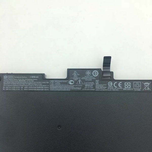 HP EliteBook 745 755 840 G3 G4 ZBook 15u G3 CS03XL  HSTNN-IB6Y Battery