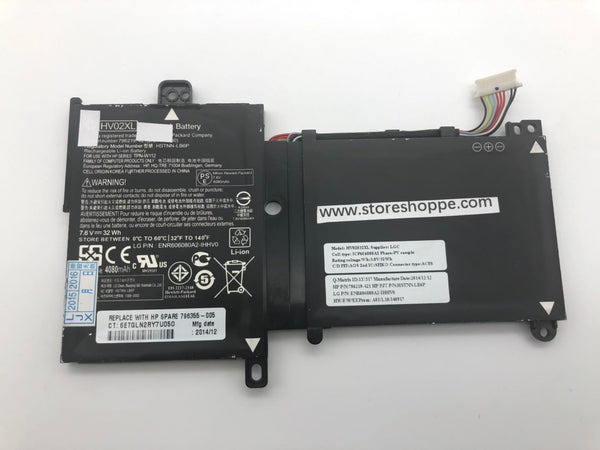 HV02XL HSTNN-LB6P Battery for HP Pavilion X360 11-K 11-k000