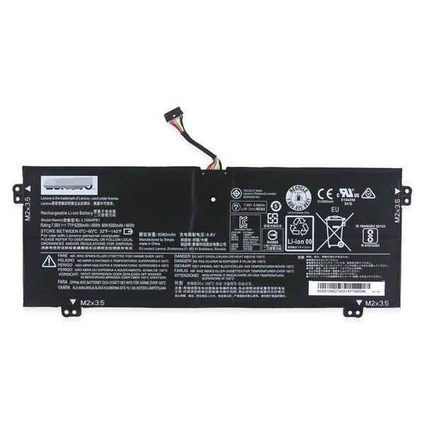 Lenovo YOGA 720-13IKB L16L4PB1 L16C4PB1 L16M4PB1 laptop battery