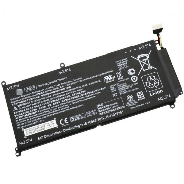 LP03XL 48Wh battery for HP Envy 15-ae000 M6-P ENVY 15-AE 15-AE032TX