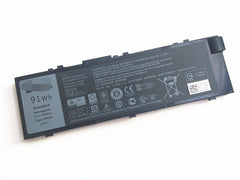 MFKVP 91Wh Battery for Dell Precision 7510 7520 7710 M7510