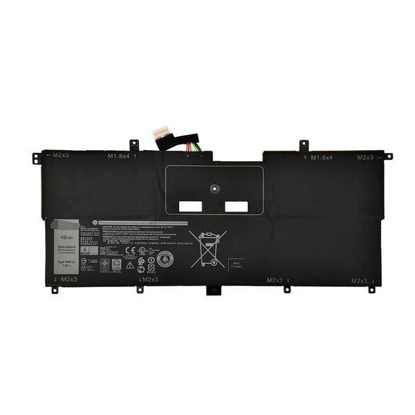 NNF1C HMPFH Battery for Dell XPS 9365 2-in-1 13-9365-D1605TS