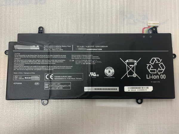Toshiba PA5171U-1BRS CB35-A3120 CB30-100 A3120 Chromebook Battery