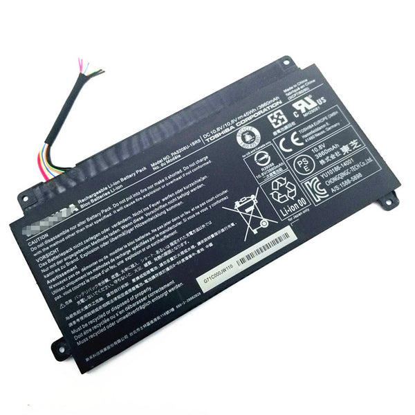 Toshiba Chromebook CB35-B Satellite E45W P55W PA5208U-1BRS Battery