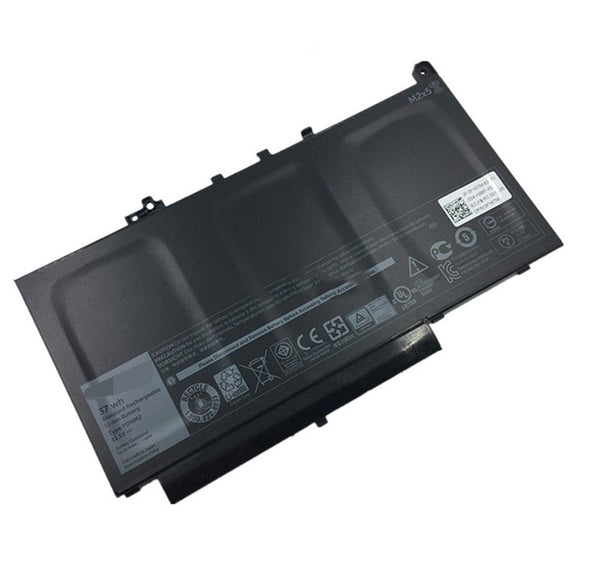 PDNM2 11.1V 37Wh Battery For Dell Latitude E7270 Latitude E7470 0F1KTM
