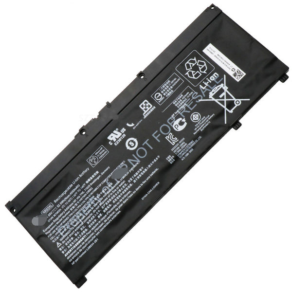 SR03XL Battery for Hp Pavilion Gaming 15-cx0000 HSTNN-DB8Q L08934-2B1