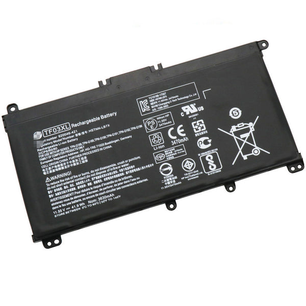 TF03XL HSTNN-LB7X Battery for HP Pavilion 14-BF 15-CC 15-CD Series
