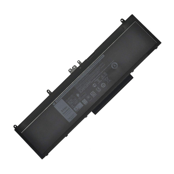WJ5R2 4F5YV 11.4V 84Wh Battery for Dell Precision 3510 laptop