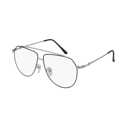 Billie Blue Light Aviator Glasses