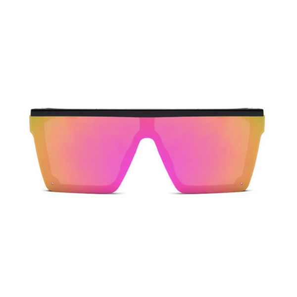 Emma Flat Top Square Sunglasses