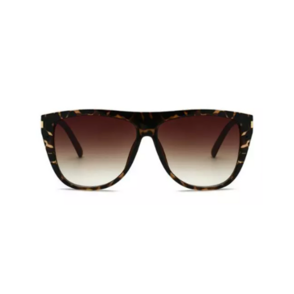 Gemma Square Oversized Sunglasses