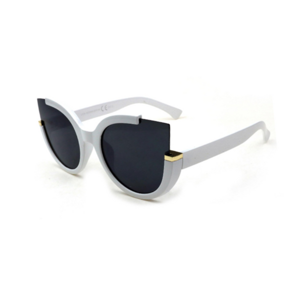Jessica Oversized Cat Eye Sunglasses