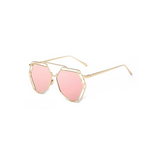 Lauren Hexagon Sunglasses