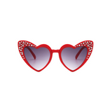 Mille-Rose Heart Sunglasses