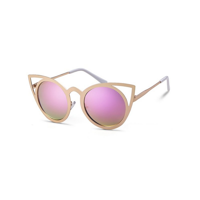Katie Large Cat Eye Sunglasses