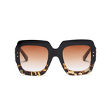 Kirstie Oversized Square Sunglasses