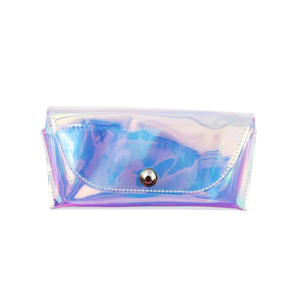 Pearlescent sunglasses Case