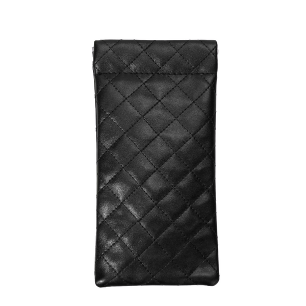 Quilted Sunglasses Case