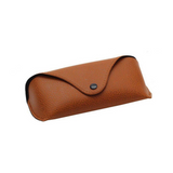 Tan Sunglasses Case