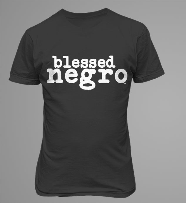 Blessed Negro Classic T-shirt