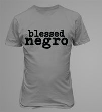Load image into Gallery viewer, Blessed Negro Classic T-shirt