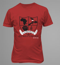 Load image into Gallery viewer, Cornell Black Alumni Homecoming 2019 T-Shirt