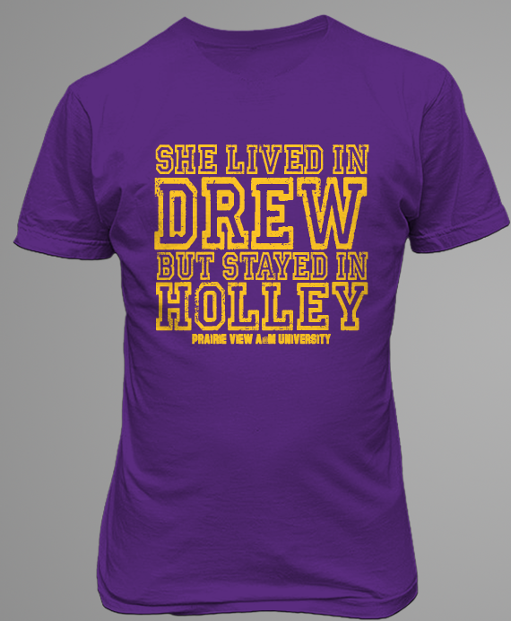 DREW-HOLLEY GIRL - PVAMU
