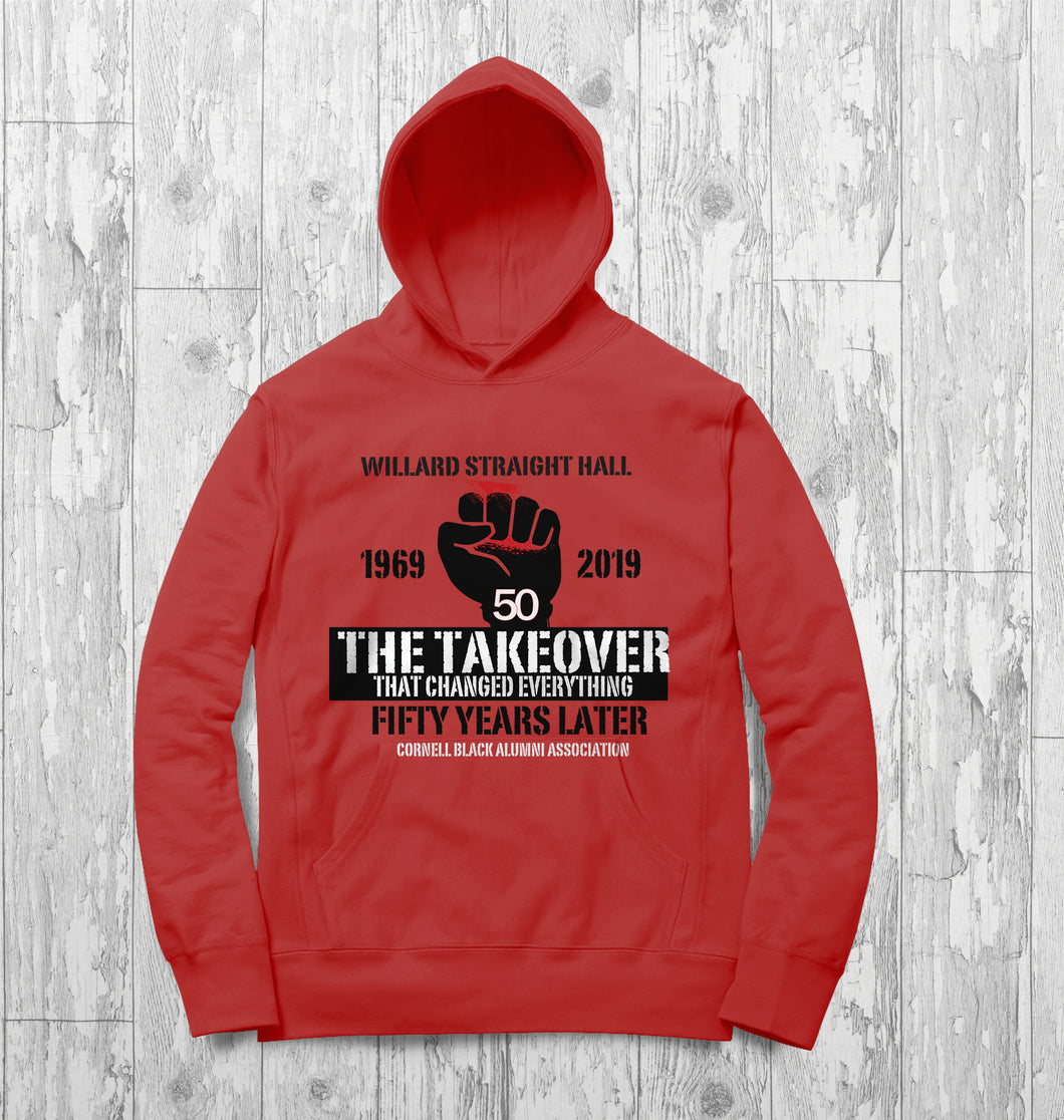 Cornell - Willard Straight 50th Anniversary 2019 Hoodie