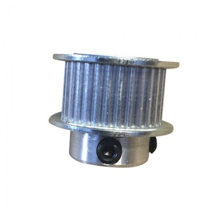GT2 Pulley - 30 Teeth - 6.35mm Bore