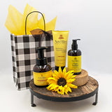 """The Naked Bee"" Orange Blossom Honey Hand Care Kit"