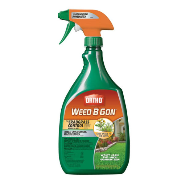 Ortho Weed B Gon 24 oz. Plus Crab Grass Control/Hand Spray
