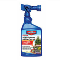 BioAdvanced 3-in-1 Insect, Disease & Mite Control /Hose Hookup