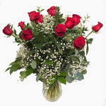 Vased Rose Arrangements