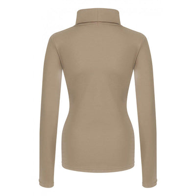 LeMieux Liberte Women's Roll Neck Base Layer Top