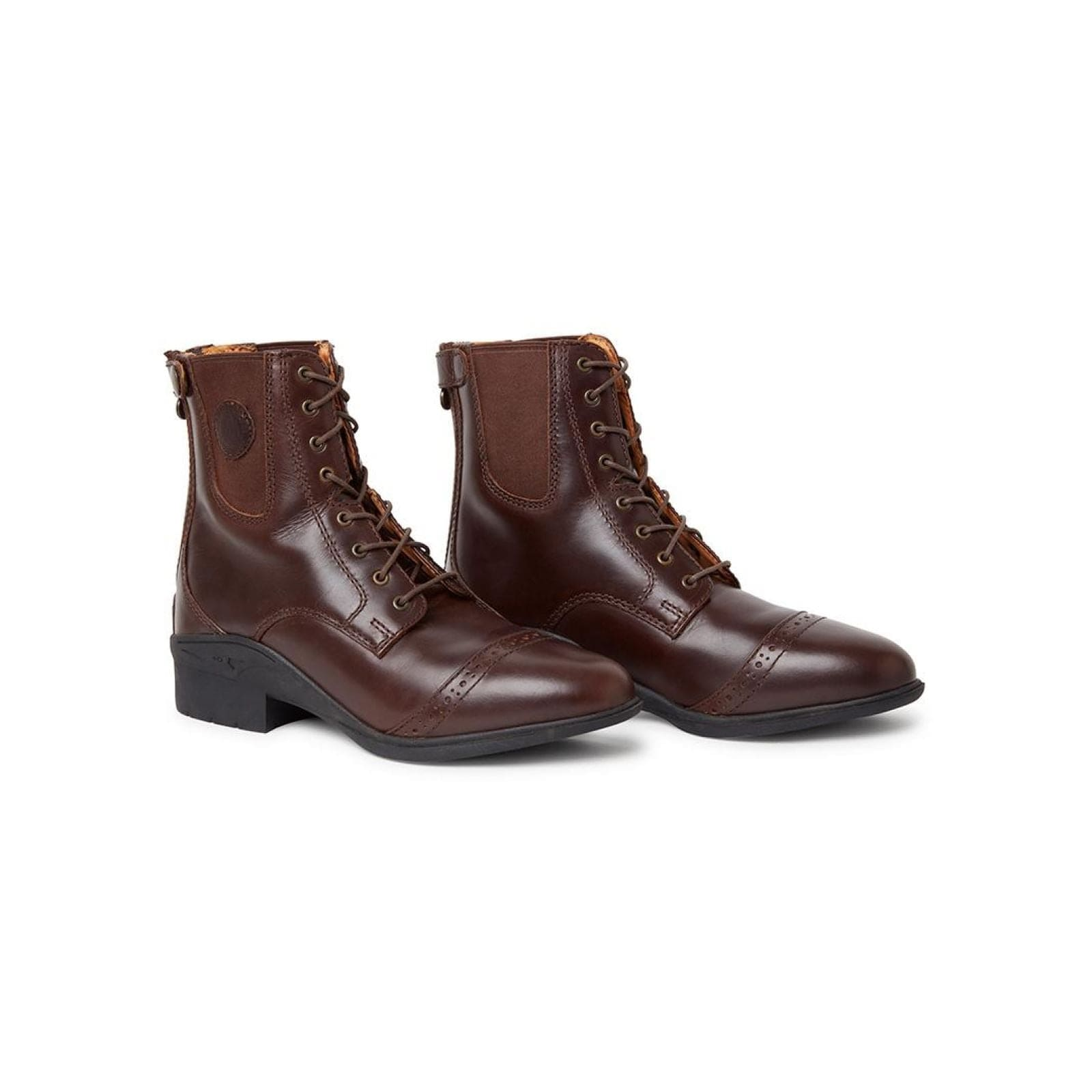 Mountain Horse Aurora Back Zip Paddock Boots