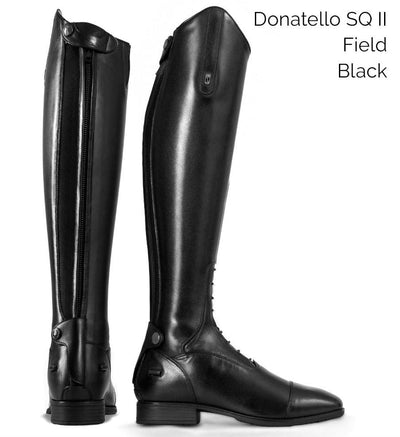 Tredstep Donatello SQ II Field Tall Leather Riding Boots - Adult
