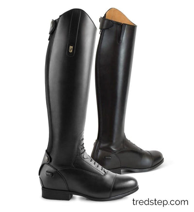 Tredstep Donatello SQ II Field Tall Leather Riding Boots - Junior