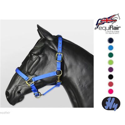 HY Deluxe Padded Headcollar