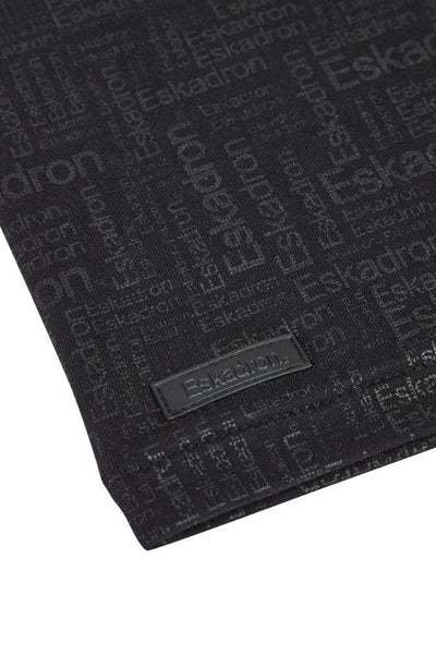 Eskadron Sporty Fanatics Loop Scarf - Black